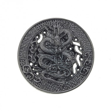 Dragon Coin Pendant