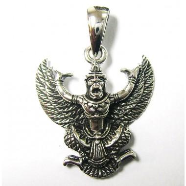 Garuda Silver Pendant