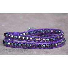 Crystal Swarovski Wrap Bracelet