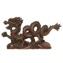 Resin Dragon Statue