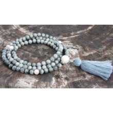 Eagle Eye Agate Mala