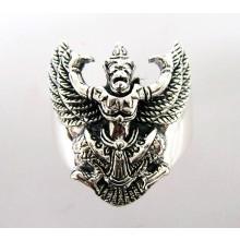 Garuda Silver Ring